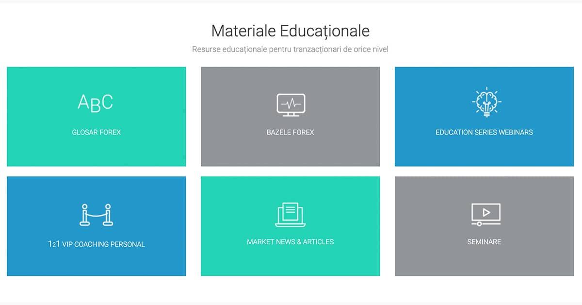 BDSwiss - Materiale educationale